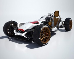 2015 Honda Project 2&4 Concept. Image by Honda.