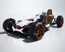 2015 Honda Project 2&4 Concept. Image by Honda.