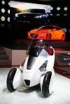 2010 Honda 3R-C concept.