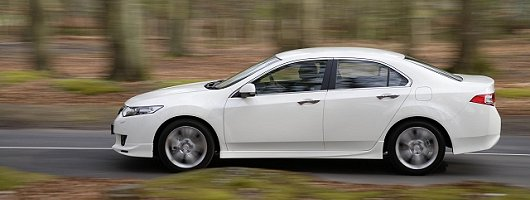 Week At The Wheel: Honda Accord Type S. Image By Honda.