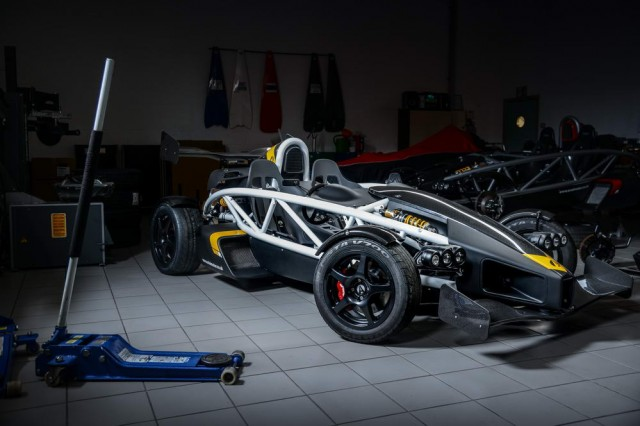 Ariel and Honda announce ongoing engine supply. Image by Honda.