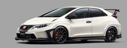 honda civic type r styled up in tokyo news by car. Black Bedroom Furniture Sets. Home Design Ideas