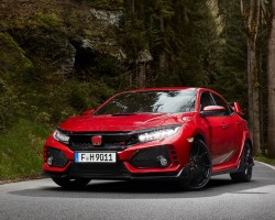 All-new Honda Civic Type R. Image by Honda.