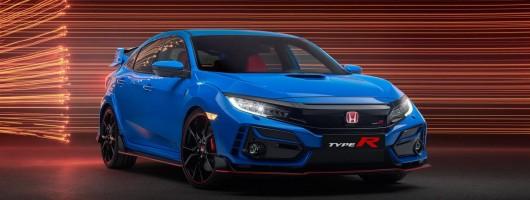 Updated Honda CTR glimpsed in Tokyo. Image by Honda.