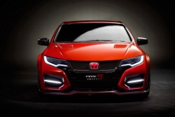 2014 Honda Civic Type-R Concept. Image by Honda.
