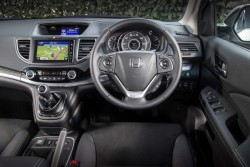 2015 Honda CR-V. Image by Honda.