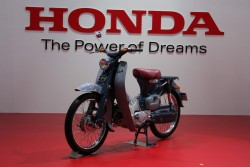 2015 Honda Cub. Image by Newspress.