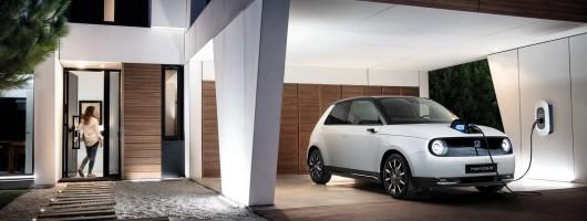 Honda announces e:Technology holistic charging. Image by Honda.
