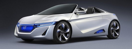 EV-STER shows Honda has found its mojo. Image by Honda.