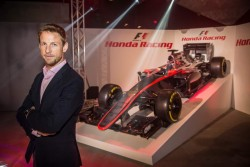 2015 Honda preview night in Geneva. Image by Honda.