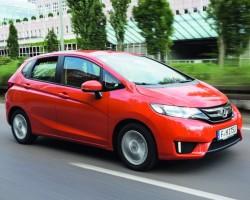 New Honda Jazz. Image by Honda.