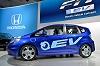 2010 Honda Jazz EV concept. Image by Newspress.