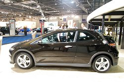 2006 Honda Civic. Image by Phil Ahern.