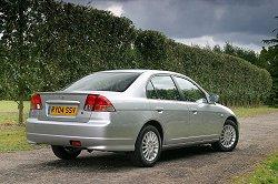 2003 Honda Civic IMA. Image By Honda.