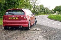 2003 Honda Civic Type R. Image by Mark Sims.