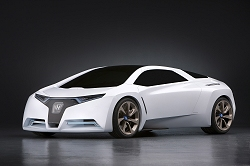 2008 Honda FC Sport concept. Image by Honda.
