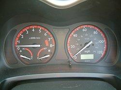 2003 Honda HRV. Image by Shane O' Donoghue.