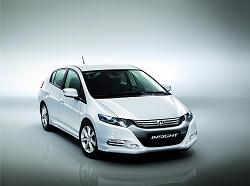 2009 Honda Insight. Image by Honda.