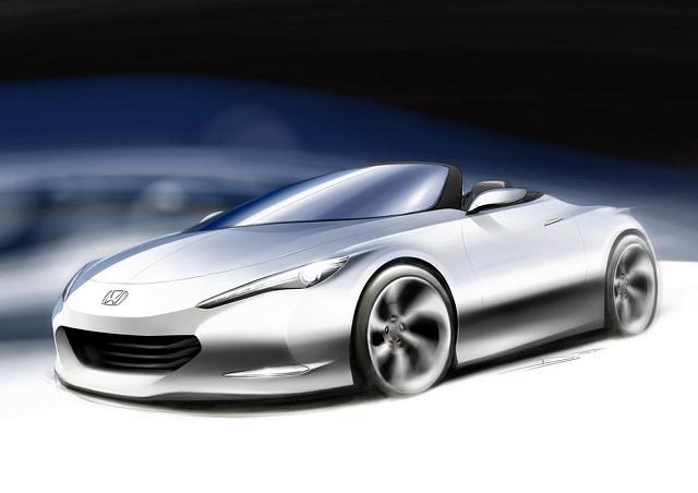 2008 Honda Osm Concept. 2008 Honda OSM concept. Image by Honda.