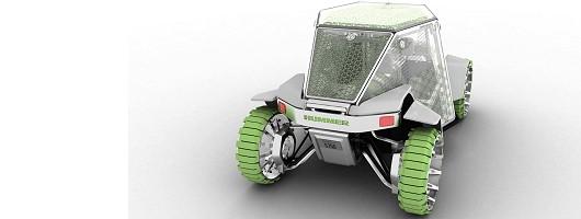 2006 Hummer O2 concept. Image by Hummer.