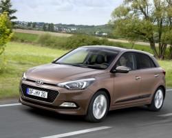 Incoming: Hyundai i20. Image by Hyundai.