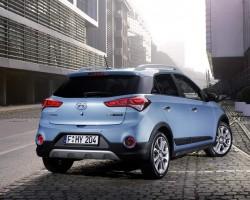 2015 Hyundai i20 Active. Image by Hyundai.