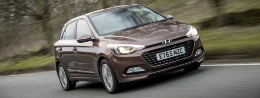 First drive: Hyundai i20 1.0 T-GDi. Image by Hyundai.