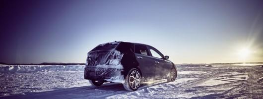 Hyundai reveals i20 N. Image by Hyundai.