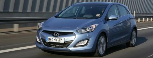 First drive: Hyundai i30. Image by Hyundai.