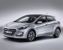 Hyundai i30 priced up. Image by Hyundai.