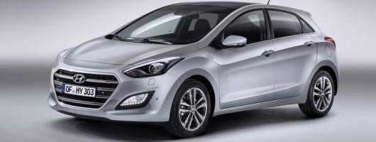 Hyundai i30 priced up. Image by Hyundai.