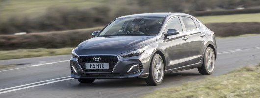 Driven: Hyundai i30 Fastback 1.4 T-GDi. Image by Hyundai.