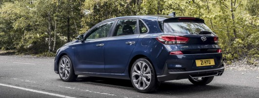 Hyundai adds i30 N Line to range. Image by Hyundai.