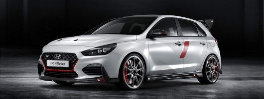 Hyundai i30 N muscles up with N Option. Image by Hyundai.