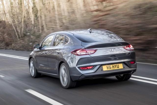 Driven: Hyundai i30 Fastback. Image by Hyundai UK.