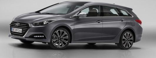 Hyundai i40 priced up. Image by Hyundai.