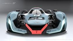 Hyundai N 2025 Vision GT concept. Image by Hyundai.