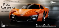 2014 Hyundai PassoCorto concept. Image by IED.