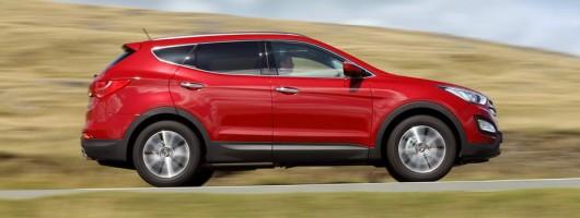 Driven: Hyundai Santa Fe. Image by Hyundai.