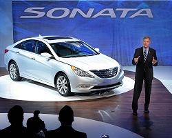 2010 Hyundai Sonata. Image by Hyundai.