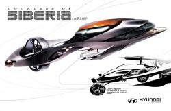 2011 Hyundai Stratus Sprinter concept. Image by Hyundai.