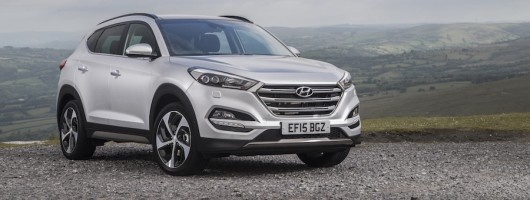 Hyundai Tucson prices and specifications. Image by Stuart Price.