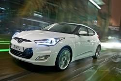 2012 Hyundai Veloster. Image by Hyundai.