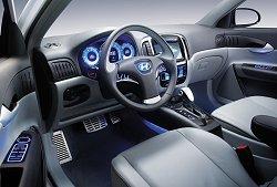 2005 Hyundai Accent SR concept. Image by Hyundai.