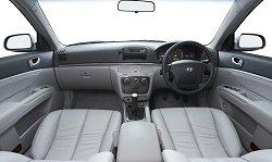 Great 2005 Hyundai Sonata. Image By Hyundai.