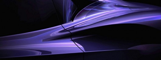 Infiniti prepares sports car for Geneva. Image by Infiniti.
