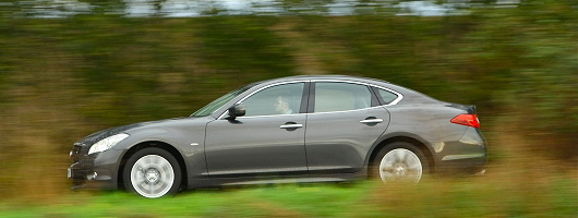 First Drive: Infiniti M30d. Image by Julian Mackie.