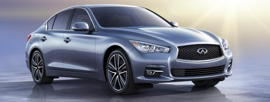 Detroit 2013: Infiniti Q50 sports saloon. Image by Infiniti.
