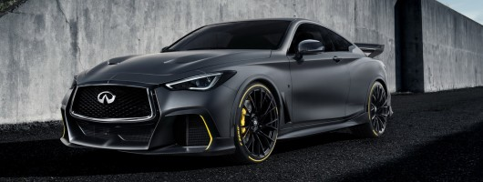 Infiniti revives Project Black S. Image by Infiniti.