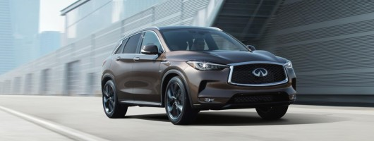 Infiniti QX50 varies its compression ratio. Image by Infiniti.